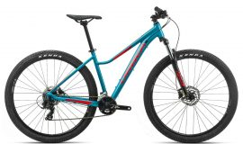 1. ORBEA MX 29 ENT 40 BLUE/RED